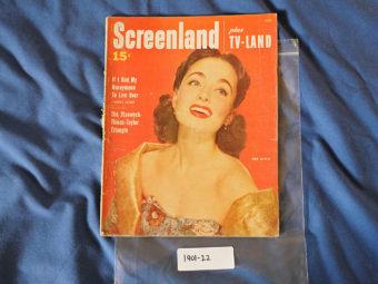 Screenland Plus TV Land Magazine (June 1953) Ann Blyth [190122]