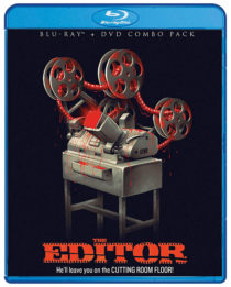 The Editor Blu-ray + DVD Combo Edition