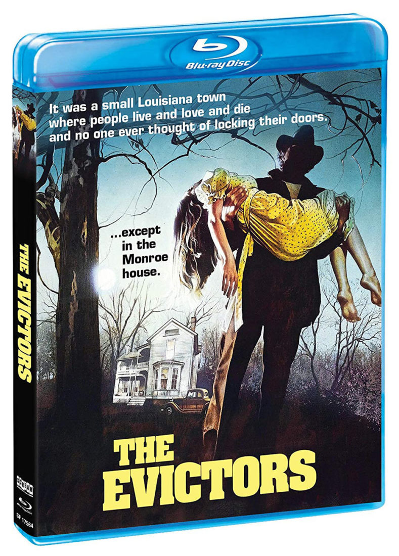 The Evictors Blu-ray Edition