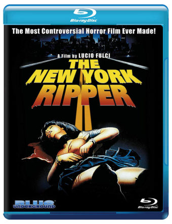 The New York Ripper Special Blu-ray Edition