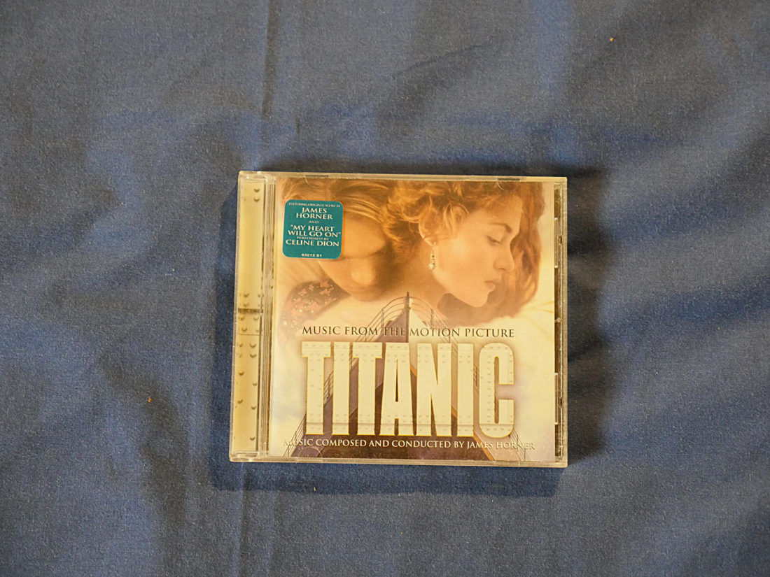 Titanic Music from the Motion Picture by James Horner