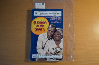 A Raisin in the Sun American Playhouse Television Tie-In Edition (1988)