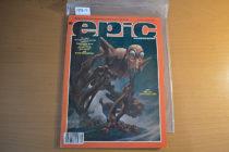 Epic Illustrated Magazine (June 1985) Jim Starlin, Jeffrey Jones, Jon Muth, Berni Wrightson [19315]
