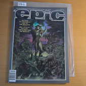 Epic Illustrated (Vol 1 No 20, October 1983) [19316]