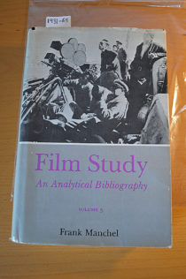 Film Study: An Analytical Bibliography Volume 3 (1990)