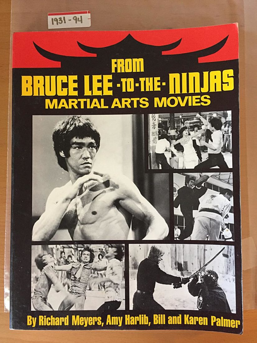 Martial Arts Movies: From Bruce Lee to the Ninjas (1986)