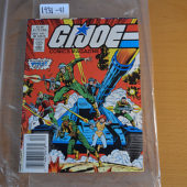 G. I. Joe Comics Magazine, Vol. 1, No. 1 by Larry Hama and Herb Trimpe (1986) 193141