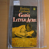 God's Little Acre Movie Tie-In Edition (Signet S581, May 1958)