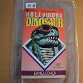 Hollywood Dinosaur – Famous and Terrifying Monsters of the Silver Screen (1987)