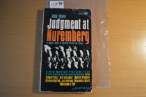 Judgment at Nuremberg Movie Tie-In Edition Signet Paperback D2025 (1961) [193130]