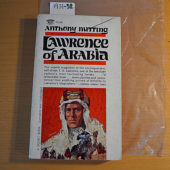 Lawrence of Arabia First Signet Paperback Movie Tie-In Edition (December 1962) [193132]