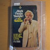 Mark Twain Tonight by Hal Holbrook, 2nd Pyramid Edition, T-1687 (1968) [193120]