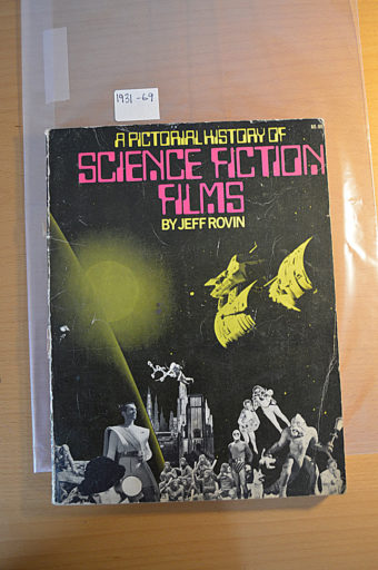 A Pictorial History of Science Fiction Films (1976)