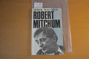 Robert Mitchum Hardcover Edition (May 1984) [193153]