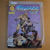 Savage Tales Comic Magazine (Vol. 2 No. 5 June 1986)  Edited by Larry Hama [193116]