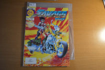 Savage Tales Magazine Vol 1 No 1 October 1985 Larry Hama Mike Golden Cover 19317