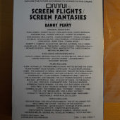Screen Flights Screen Fantasies: The Future According to  Science Fiction Cinema (1984)