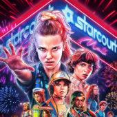Stranger Things Season 3 poster revealed