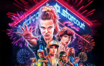Stranger Things Season 3 poster revealed
