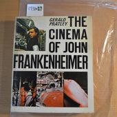 The Cinema of John Frankenheimer 1st Edition (1969) [193127]