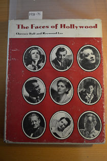 The Faces of Hollywood: Classic Celebrity Portraits Hardcover Edition (1968) [193175]