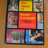 The Films of Roger Corman: Brilliance on a Budget Hardcover Edition (1982) [193156]