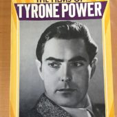 The Films of Tyrone Power First Paperback Edition (1981) [1931107]