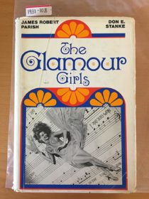 The Glamour Girls Hardcover 1st Edition (1975)
