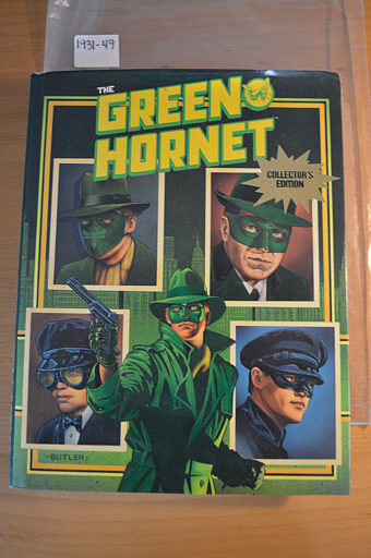 The Green Hornet: Collector's Hardcover Edition
