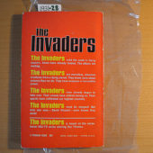 The Invaders Television Show Tie-In Edition (Pyramid R-1664, 1967)