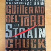 The Strain Book One by Guillermo Del Toro Hardcover Edition (2009)