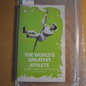 The World's Greatest Athlete Paperback Novelization (September 1974)