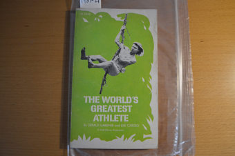 The World's Greatest Athlete Paperback Novelization (September 1974)
