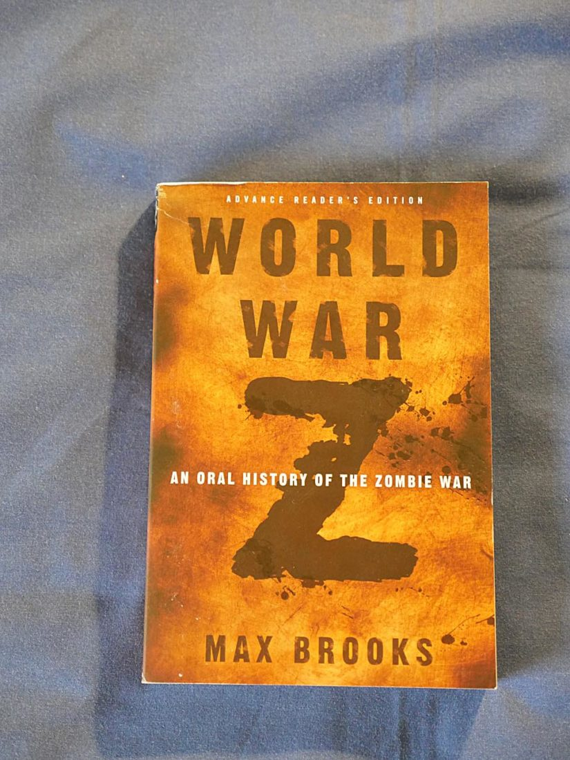 World War Z Advance Reader's Edition – Uncorrected Proof (2006)