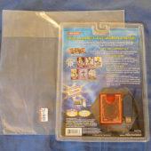 Konami YUGIOH Online USB Duelpass Key + Key Holder Set Series 1 (1996)