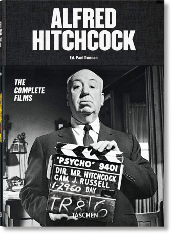 Alfred Hitchcock: The Complete Films Hardcover Edition (2019)
