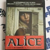 Jan Svankmajer's Alice DVD (2000)