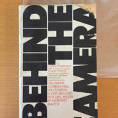 Behind the Camera: The Cinematographer's Art by Leonard Maltin (W4857)