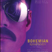 Bohemian Rhapsody: The Official Book of the Movie Hardcover Edition (2018)