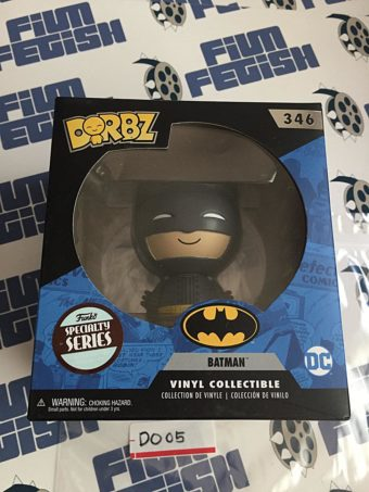 Funko DORBZ Cybersuit Batman Vinyl Action Figure #346