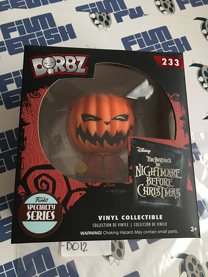 Funko DORBZ Tim Burton's The Nightmare Before Christmas Vinyl Action Figure #233