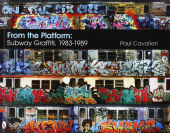 From the Platform: Subway Graffiti, 1983-1989
