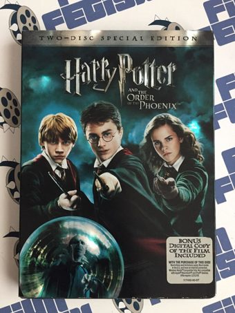Harry Potter and the Order of the Phoenix Two-Disc Special Edition DVD