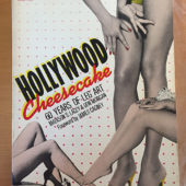 Hollywood Cheesecake: 60 Years of Leg Art 1st Paperback Edition (1981) James Cagney Foreword