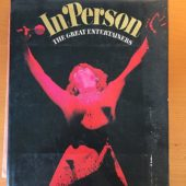 In Person: The Great Entertainers Hardcover Edition (1985)