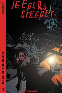 Jeepers Creepers 1 Trail of the Beast Paperback Edition (2019)