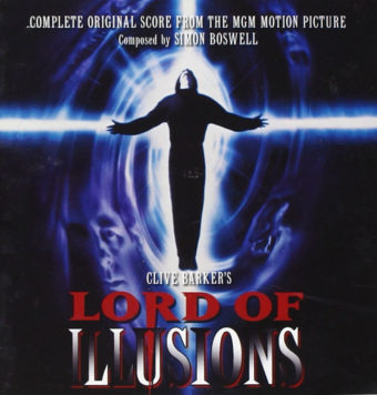 OOP Clive Barker's Lord of Illusions: Complete Original Score from the Motion Picture Limited Edition 2-CD Set (2012)