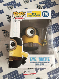 Funko Pop Minions Eye, Matie Vinyl Figure #170