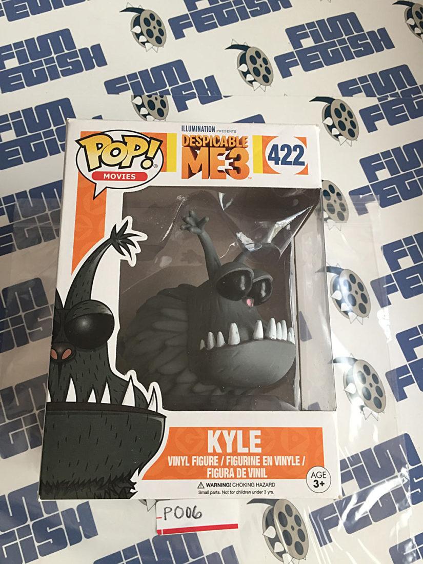 Funko POP Despicable Me 3 Kyle Vinyl Figure 422