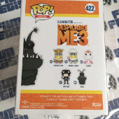 Funko POP Despicable Me 3 Kyle Vinyl Figure 422